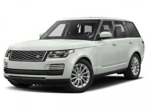 2021 Land Rover Range Rover for sale at Auto Finance of Raleigh in Raleigh NC