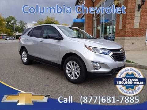 2020 Chevrolet Equinox for sale at COLUMBIA CHEVROLET in Cincinnati OH