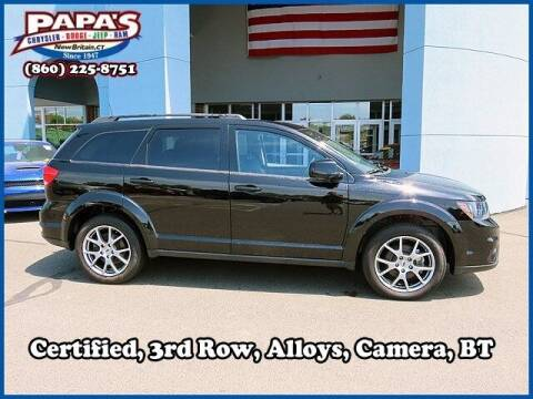 2019 Dodge Journey for sale at Papas Chrysler Dodge Jeep Ram in New Britain CT