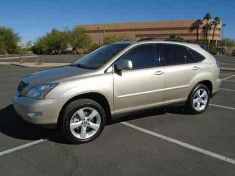 2005 Lexus RX 330 for sale at Corporate Auto Wholesale in Phoenix AZ