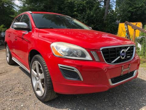2011 Volvo XC60 for sale at Specialty Auto Inc in Hanson MA