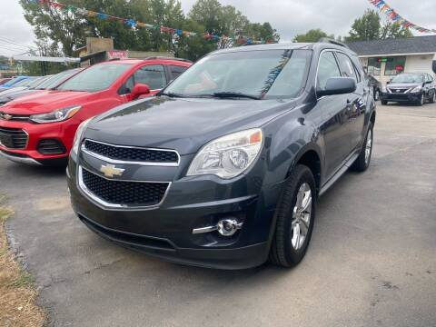 2010 Chevrolet Equinox for sale at BEST AUTO SALES in Russellville AR