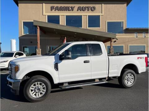 2019 Ford F-250 Super Duty for sale at Moses Lake Family Auto Center in Moses Lake WA