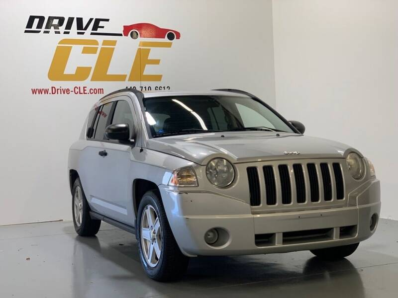 2007 Jeep Compass for sale at Drive CLE in Willoughby OH