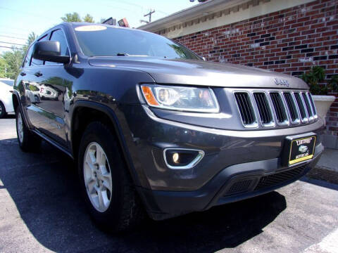 2014 Jeep Grand Cherokee for sale at Certified Motorcars LLC in Franklin NH