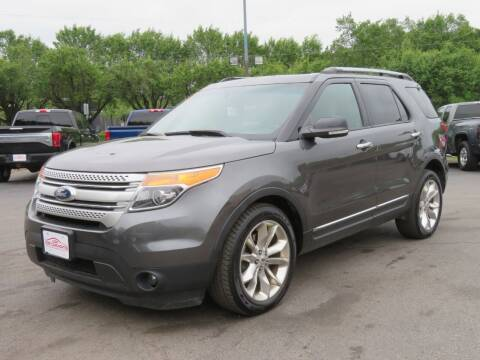 2015 Ford Explorer for sale at Low Cost Cars North in Whitehall OH