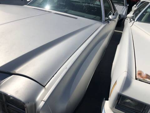 1977 Chevrolet Monte Carlo for sale at GEM Motorcars in Henderson NV