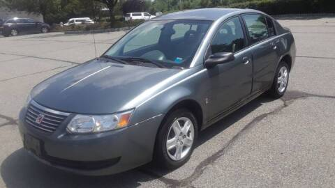 2007 Saturn Ion for sale at Jan Auto Sales LLC in Parsippany NJ