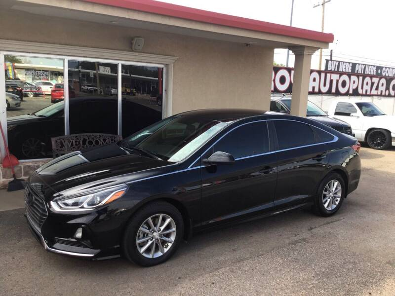 2018 Hyundai Sonata for sale at Roy's Auto Plaza 2 in Amarillo TX