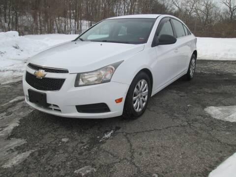 2011 Chevrolet Cruze for sale at Peekskill Auto Sales Inc in Peekskill NY