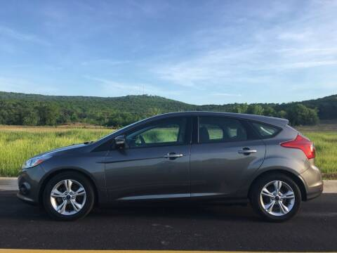 2013 Ford Focus for sale at Tennessee Valley Wholesale Autos LLC in Huntsville AL