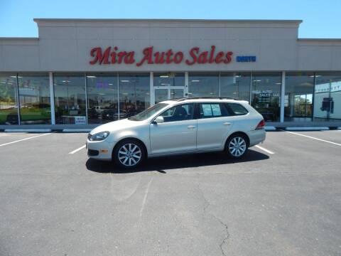 2011 Volkswagen Jetta for sale at Mira Auto Sales in Dayton OH