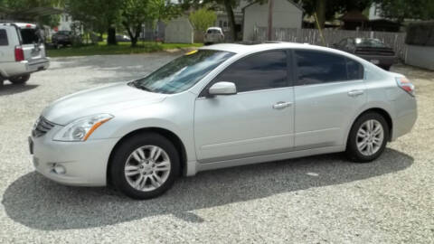 2012 Nissan Altima for sale at MIKE'S CYCLE & AUTO - Mikes Cycle and Auto (Liberty) in Liberty IN