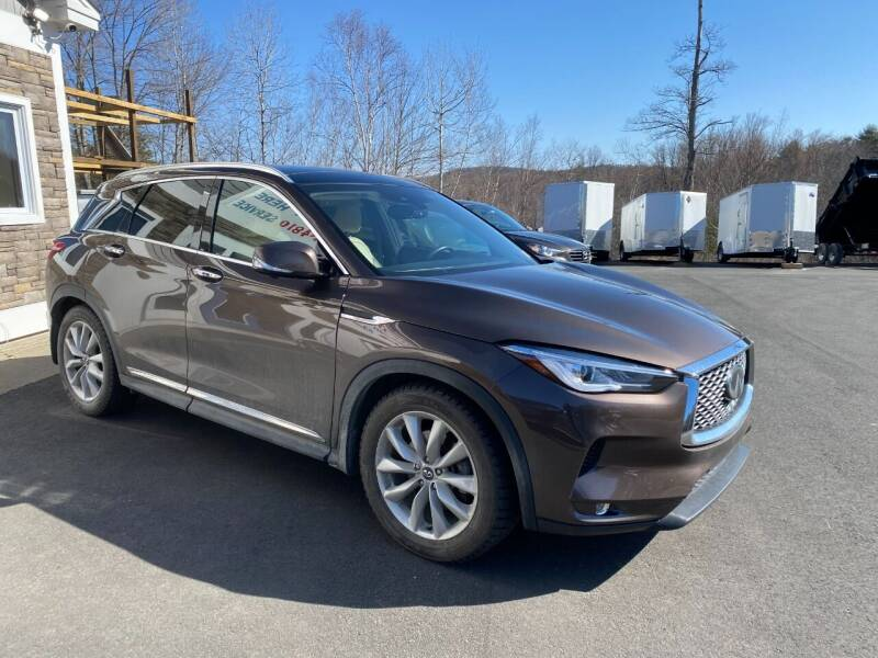 2019 Infiniti QX50 for sale at Mascoma Auto INC in Canaan NH