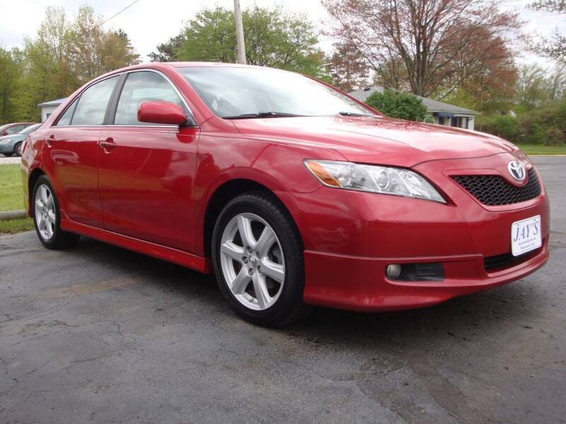 2007 Toyota Camry for sale at Jay's Auto Sales Inc in Wadsworth OH