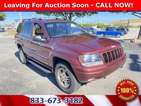 1999 Jeep Grand Cherokee for sale at Glenbrook Dodge Chrysler Jeep Ram and Fiat in Fort Wayne IN