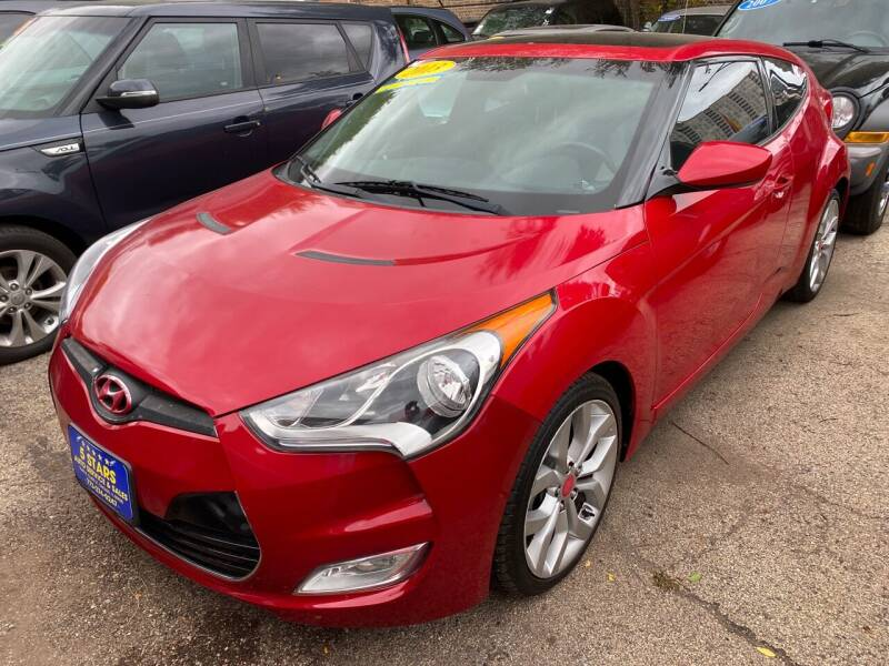 2013 Hyundai Veloster for sale at 5 Stars Auto Service and Sales in Chicago IL