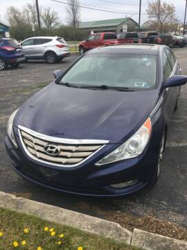 2011 Hyundai Sonata for sale at Hamburg Motors in Hamburg NY