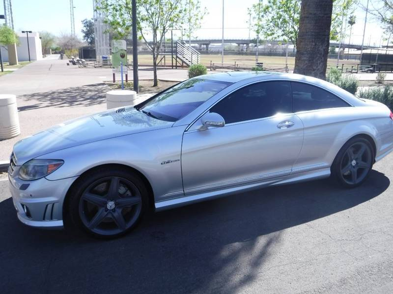 2009 Mercedes-Benz CL-Class for sale at J & E Auto Sales in Phoenix AZ