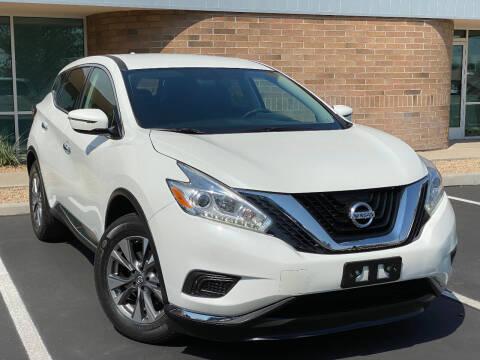 2017 Nissan Murano for sale at AKOI Motors in Tempe AZ