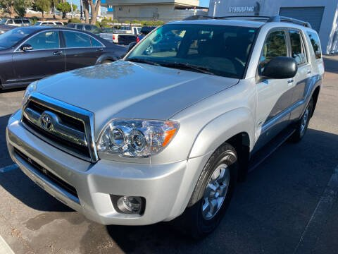 2007 Toyota 4Runner for sale at Cars4U in Escondido CA