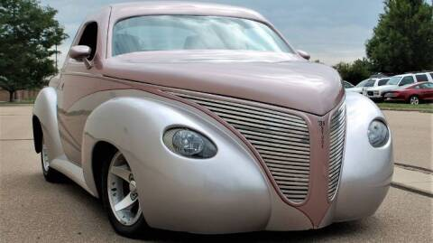 1939 Studebaker S10 for sale at Classic Car Deals in Cadillac MI