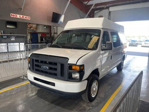 2012 Ford E-Series Cargo for sale at North American Fleet Sales in Largo FL