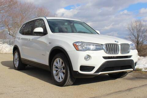2017 BMW X3 for sale at Harrison Auto Sales in Irwin PA
