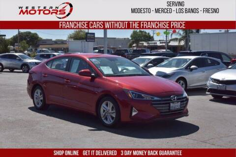 2020 Hyundai Elantra for sale at Choice Motors in Merced CA