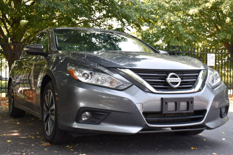 2017 Nissan Altima for sale at Wheel Deal Auto Sales LLC in Norfolk VA