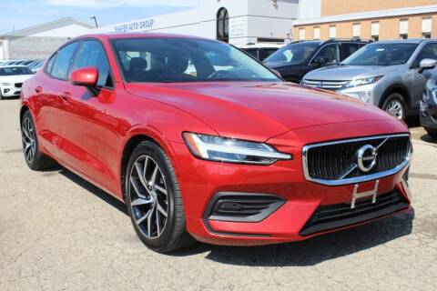 2020 Volvo S60 for sale at SHAFER AUTO GROUP in Columbus OH