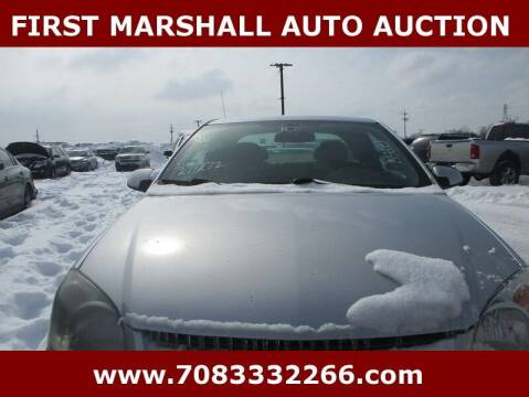 2010 Chevrolet Cobalt for sale at First Marshall Auto Auction in Harvey IL