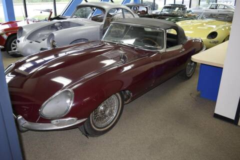 1964 Jaguar XKE for sale at Its Alive Automotive in Saint Louis MO
