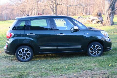 2014 FIAT 500L for sale at Dave's Garage Inc in Hampton NH