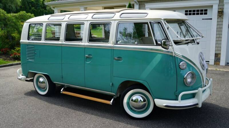 1964 Volkswagen Bus for sale at Fiore Motors, Inc.  dba Fiore Motor Classics in Old Bethpage NY