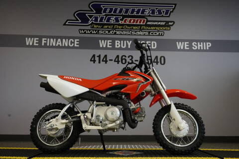 2021 Honda CRF50F for sale at Southeast Sales Powersports in Milwaukee WI