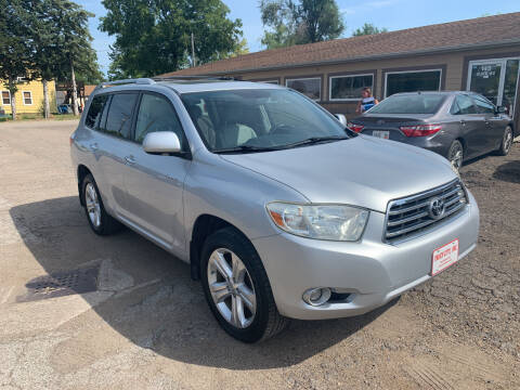 2008 Toyota Highlander for sale at Truck City Inc in Des Moines IA