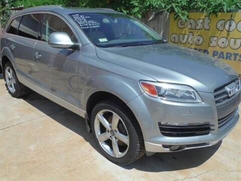 2008 Audi Q7 for sale at East Coast Auto Source Inc. in Bedford VA