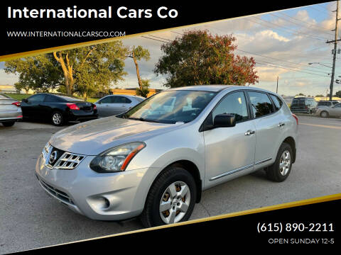 2014 Nissan Rogue Select for sale at International Cars Co in Murfreesboro TN