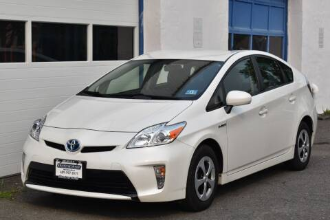 2013 Toyota Prius for sale at IdealCarsUSA.com in East Windsor NJ