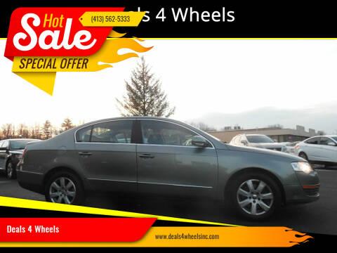 2006 Volkswagen Passat for sale at Deals 4 Wheels in Westfield MA