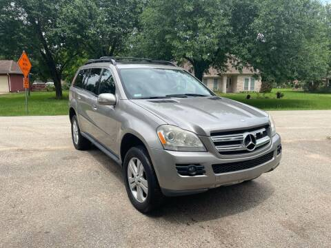 2008 Mercedes-Benz GL-Class for sale at CARWIN MOTORS in Katy TX