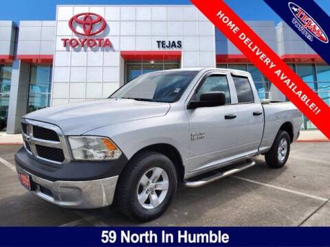 2015 RAM Ram Pickup 1500 for sale at TEJAS TOYOTA in Humble TX