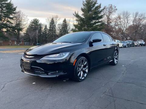 2016 Chrysler 200 for sale at Northstar Auto Sales LLC in Ham Lake MN