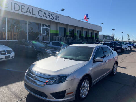 2011 Ford Fusion for sale at Ideal Cars East Mesa in Mesa AZ