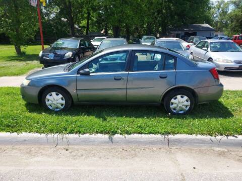 2005 Saturn Ion for sale at D & D Auto Sales in Topeka KS