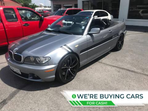 2004 BMW 3 Series for sale at Blue Bird Motors in Crossville TN