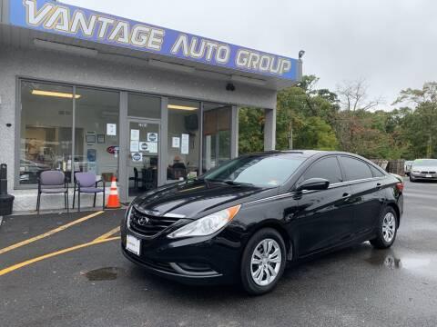 2013 Hyundai Sonata for sale at Vantage Auto Group in Brick NJ