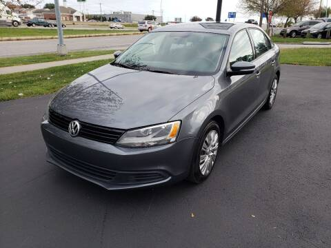 2014 Volkswagen Jetta for sale at Auto Hub in Grandview MO