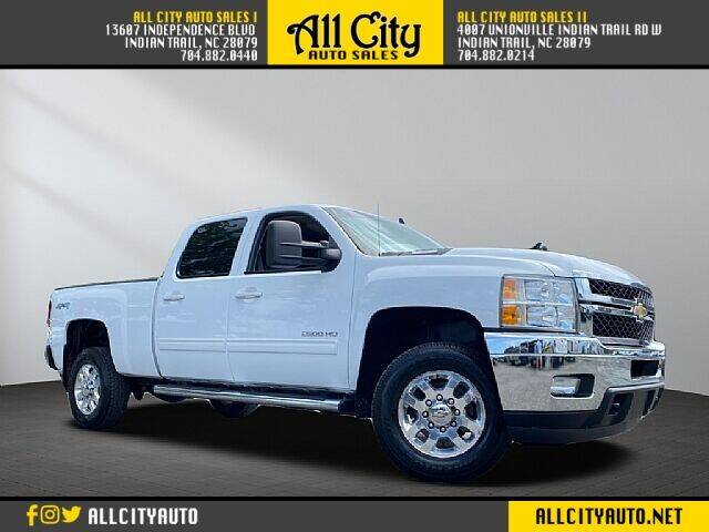 2011 Chevrolet Silverado 2500HD for sale at All City Auto Sales in Indian Trail NC